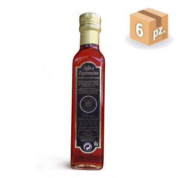 Olio extra vergine all'Aglio e Peperoncino