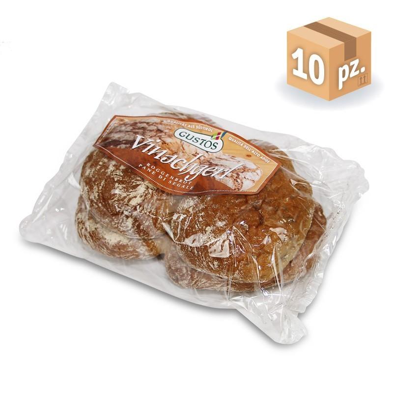 Pane di Segale Vinschger'l