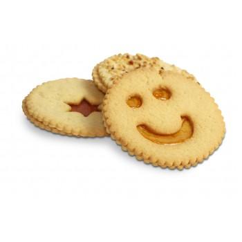 Biscotti di pasta frolla Spitzbuben