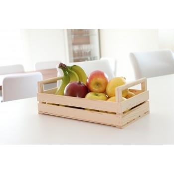 cassetta in legno perfetta per contenere frutta